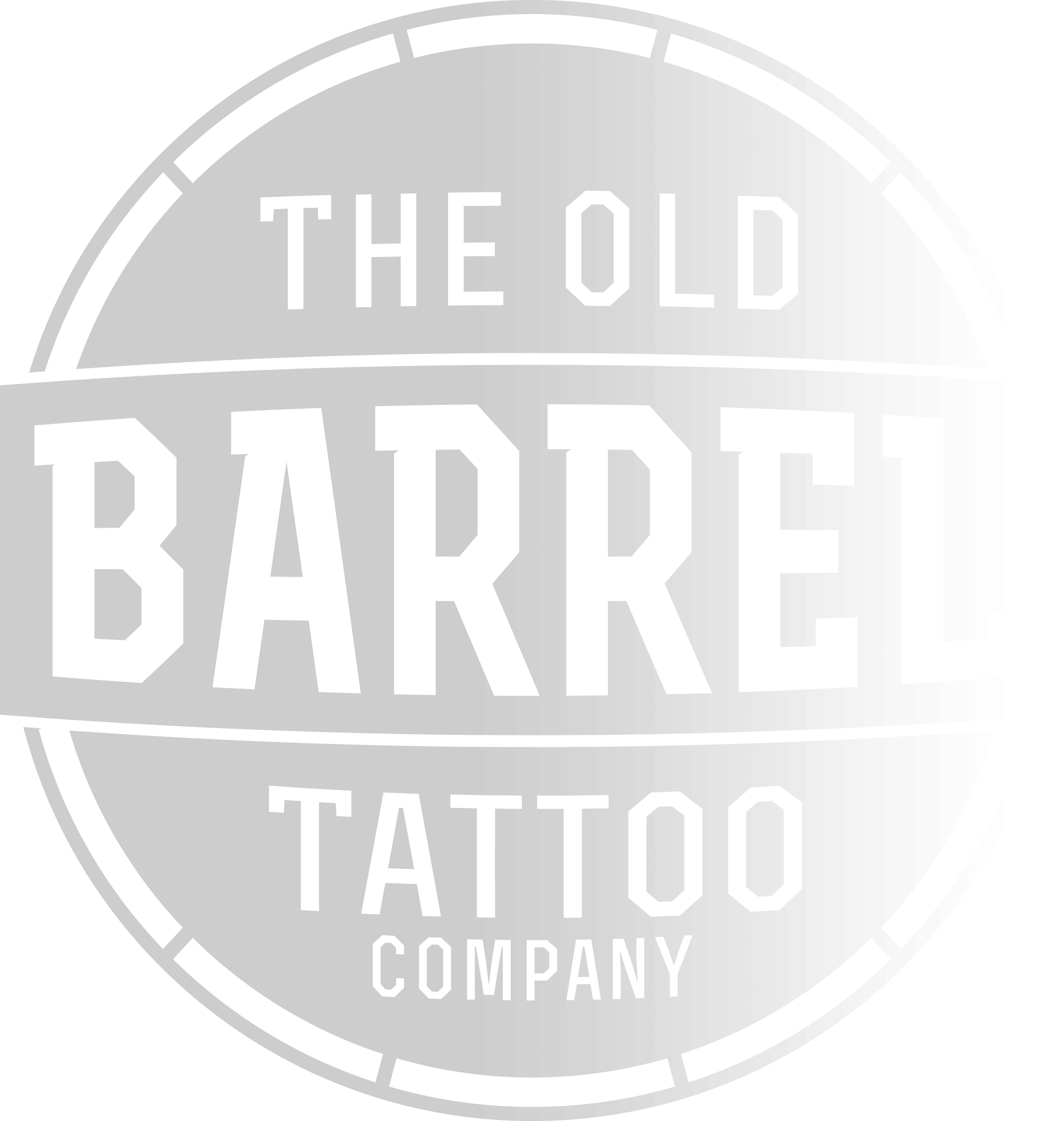 The Old Barrel Tattoo, Michael Burger